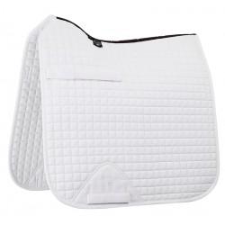 Lemieux ProSport Dressage SQ Plain Standard Strap White