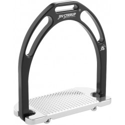 Jin Stirrup Kinko stirrups Black