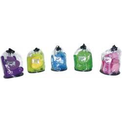 Mini-sac de pansage Hippo-Tonic Cœur