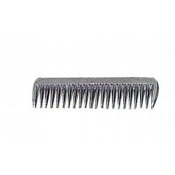 """Aluminium """"Jockey"""" mane comb"""