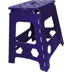 Hippo-Tonic Foldable step stool Navy / light blue