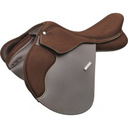 Selle Wintec Pro Jump Cair® Poney Marron