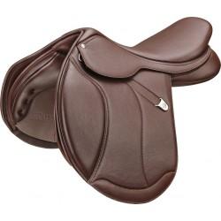 Bates Caprilli Cair® Close Contact+ saddle