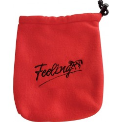 FEELING Stirrups bag Red