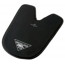 "NORTON ""Gel"" back pad with cutback gullet"