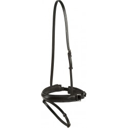 "ERIC THOMAS ""Pro"" Swedish flash noseband Black"