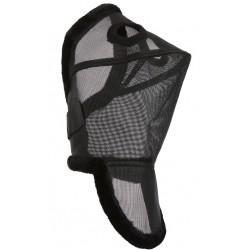 Máscara anti-moscas sin orejas