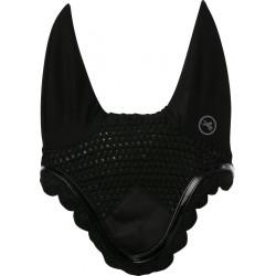 """EQUI-THÈME """"Jump"""" fly mask Black"""