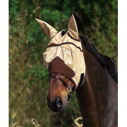 EQUI-THÈME Fly protector Fly mask