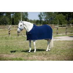 EQUITHÈME Authentic polar fleece drying sheet