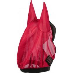 Masque anti-mouches Equi-Theme Éclat Rouge