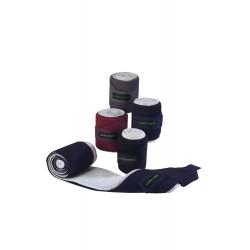 HIPPO-TONIC Elastic exercise bandages with bandage pads