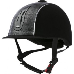 CHOPLIN Premium Chromé adjustable helmet