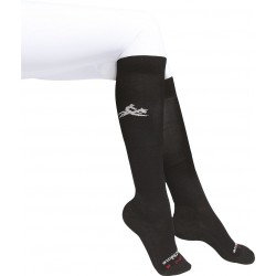 Equi-Theme Micro socks Black