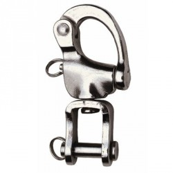 Stainless steel carriage driving snap hook