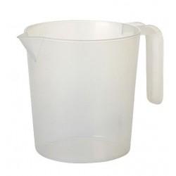 Graduated mug 1 L