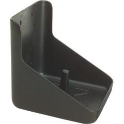 Plastic salt block holder