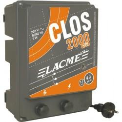 Electrificateur Clos 2000 Lacmé