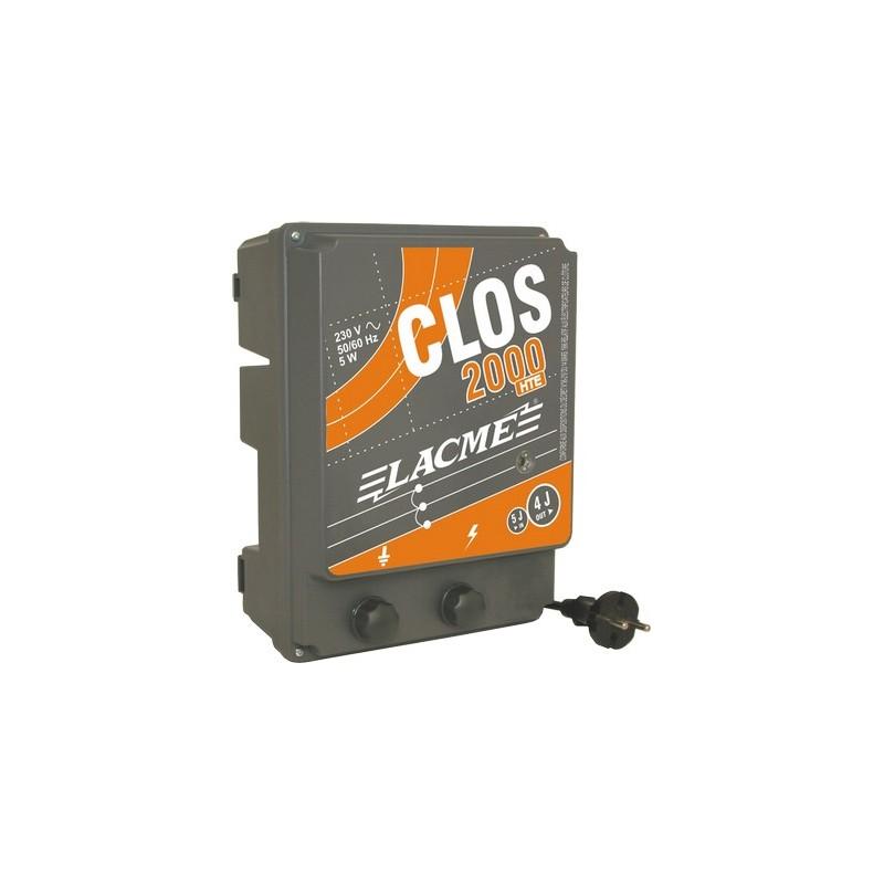 Clos 2000 lacm electrificateur de cl ture for Lacme clos 2000