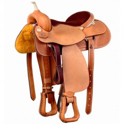 Brad Ren's Cutter Saddle