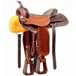 Brad Ren's Team Penner Saddle