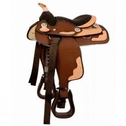 """Natowa Synthetic Saddle 8"""""""