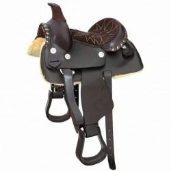 Western Pony Saddle