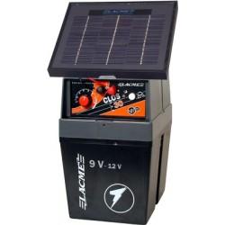 Electrificateur Clos 30 Solaire 2W Lacmé