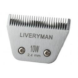 Peine para esquiladora Liveryman 10W 2,4 mm