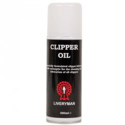 Liveryman Clipper Oil Spray