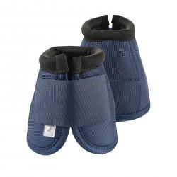 Horze Overreach Boots Blue