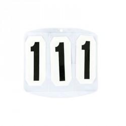 Starting number