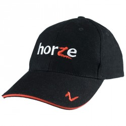 Gorra clásica Horze Negro
