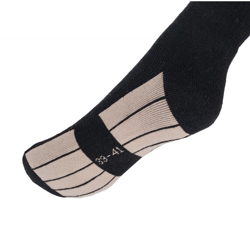 chaussettes d 39 hiver laine m lang e horze jasper. Black Bedroom Furniture Sets. Home Design Ideas