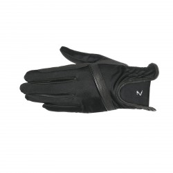 Horze Evelyn Women's Breathable Gloves Black