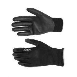 Horze Summer Work Gloves Black