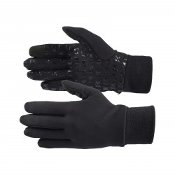 Horze Avery Fleece Gloves Black
