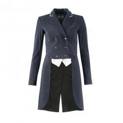 B Vertigo Serina Women's Softshell Shadbelly Navy blue