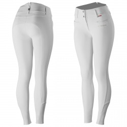 Pantalón con culera Tiffany B Vertigo mujer Blanco brillante