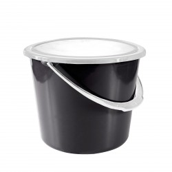 Horze Stable Bucket w/Cover