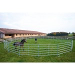 Corral panel with gate - L 2,40 m - H 1,60 m