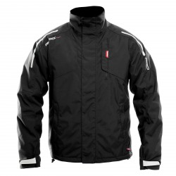 Finn-Tack Pro Alaska Winter Jacket Black