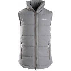 EQUI-THÈME Les Essentiels waistcoat Grey
