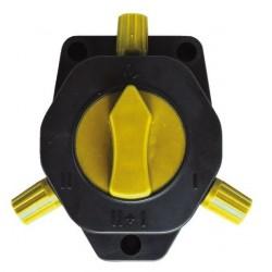Interruptor de cercas Horizont de tres posiciones
