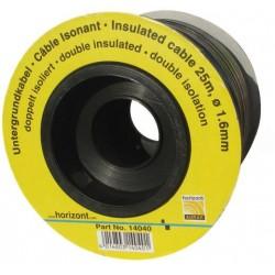 Cable subterráneo y de alimentación Ø 1,6 mm Horizont para pastor eléctrico