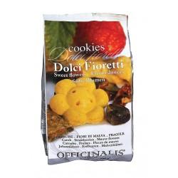 Cookies Officinalis® Flores Suaves Algarroba/Fresas/Malva