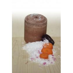 "Piedra de sal Officinalis® Lollyroll"" - Zanahorias / Caléndula / Acelga"""