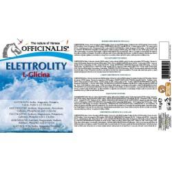 Aliment complémentaire Officinalis® Électrolytes L-Glycine