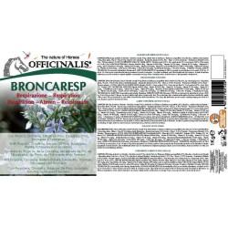 "OFFICINALIS® ""Broncaresp Eucalyptus"" complementary feed"