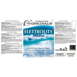 """OFFICINALIS® """"Electrolytes & Minerals"""" complementary feed"""